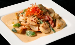 Formosa Bistro: $17 for $30 Worth of Asian Dinner Cuisine at Formosa Bistro