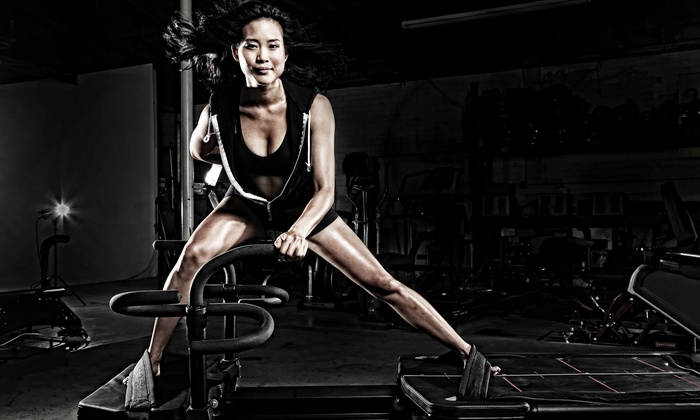 CORE40 - Core-Columbia: Five or Ten Drop-In Fitness Classes at CORE40 (Up to 61% Off)