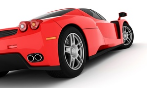MetroWash: Mobile Platinum Detail Package for a Car or SUV from MetroWash (Up to 51% Off)