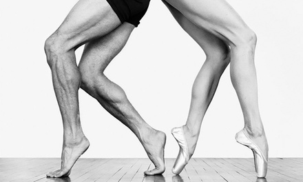 $59 for a 10-Class Ballet Fitness Pass at The Extension Room($180 Value)