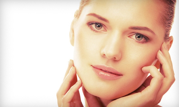 New Look Vein and Aesthetic Center - Saint Louis: One or Three Chemical Peels at New Look Vein and Aesthetic Center (Up to 65% Off)