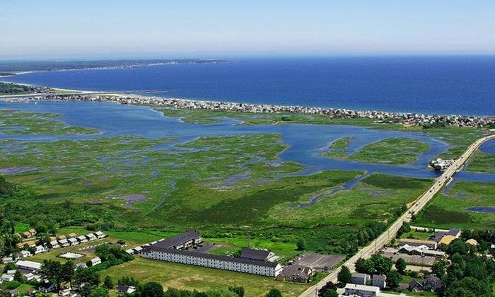 Misty Harbor Resort - Wells, ME: Stay at Misty Harbor Resort in Wells, ME. Dates into June.