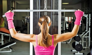 City Gym: Three-Month Gym Membership with One or Three Personal-Training Sessions at City Gym (Up to 70% Off)