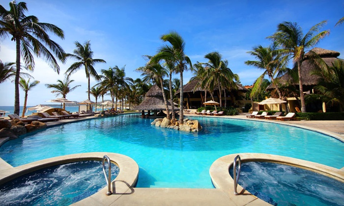Bel Air Collection Resort & Spa Los Cabos - San Diego: All-Inclusive Stay at Bel Air Collection Resort & Spa Los Cabos in Mexico