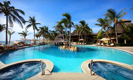 All-Inclusive Beachside Resort in Los Cabos