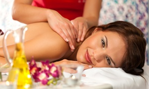 Trans4Mations Salon, Spa & Healthcare: $41 for a Relaxation Massage with Hot Oil at Trans4Mations Salon, Spa & Healthcare ($95 Value)