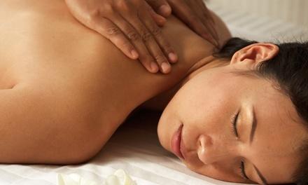 62% Off Swedish-Thai A-Peel Massage