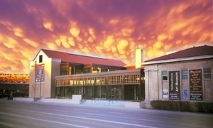 Yellowstone Art Museum: General Admission for Two or Up to Five to Yellowstone Art Museum (Up to 60% Off)