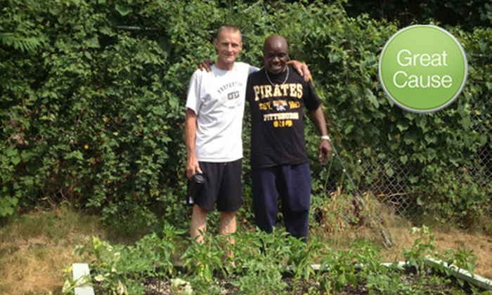 Seeds of Hope: $10 Donation to Help Build Gardens for Veterans