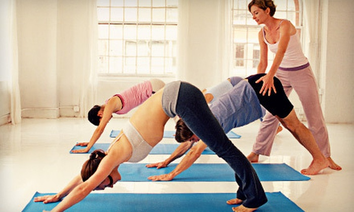 Yoga Body & Balance - Lincoln: Three-Month Summer Yoga Membership or 10 Classes at Yoga Body & Balance (Up to 65% Off)
