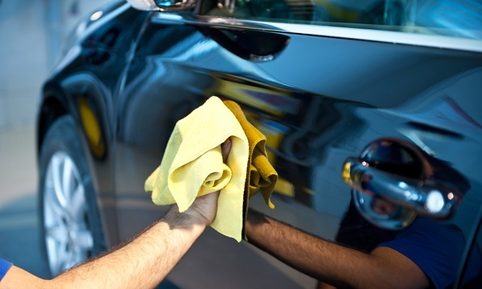 Race City Mobile Detailing - Charlotte: $99 for a Signature Detail Package from Race City Mobile Detailing ($140 Value)