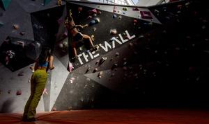 The Wall Boulder Industry: Una o 2 lezioni di arrampicata per una o 2 persone con The Wall Boulder Industry