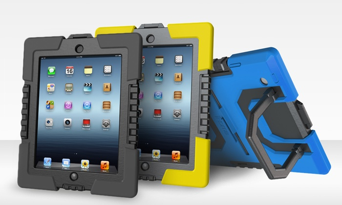 iHome Armo Case for iPad or iPad Mini: iHome Armo Case with Stylus/Pen for iPad and iPad Mini. Multiple Styles Available. Free Shipping and Returns.