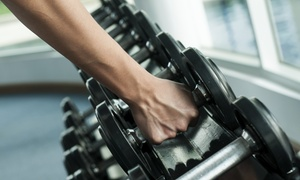 Just Performance Fitness Llc: Four Weeks of Gym Membership at Just Performance Fitness (44% Off)