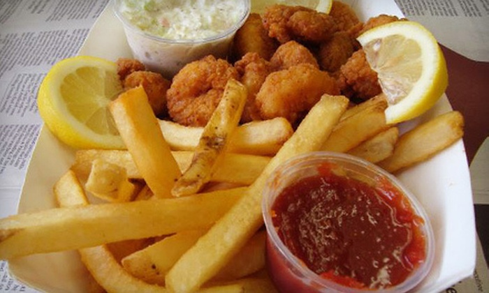 The Fish Keg - West Rogers Park: $10 for $20 Worth of Seafood at The Fish Keg