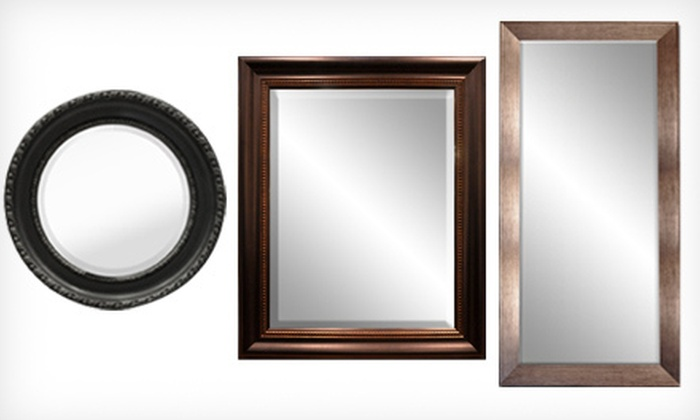 Sheffield Home Modern Mirrors: Sheffield Home Modern Mirrors (Up to 86% Off). Multiple Styles Available.