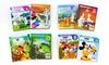 Disney Turn-Over Tales 4-Book Bundle: Disney Turn-Over Tales 4-Book Bundle