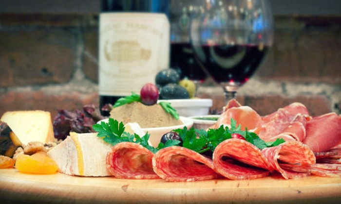 The Cellar Door - Houston: Artisan Flatbreads and Small Plates at The Cellar Door (Half Off). Two Options Available.