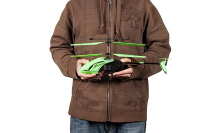 Hercules 3.5-Channel Remote Control Indoor/Outdoor Helicopter