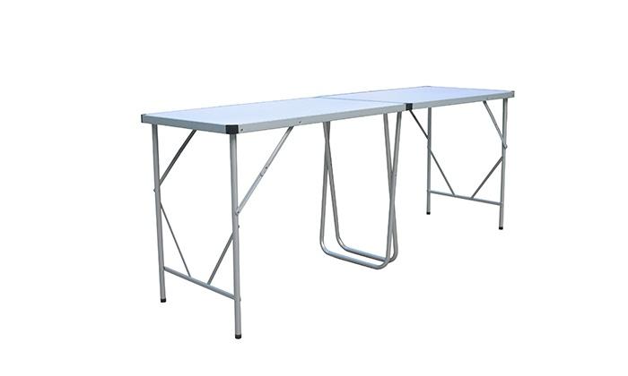 Tavolo Pieghevole In Alluminio.Tavolo Pieghevole In Alluminio A 59 90 Invece Di 101 90