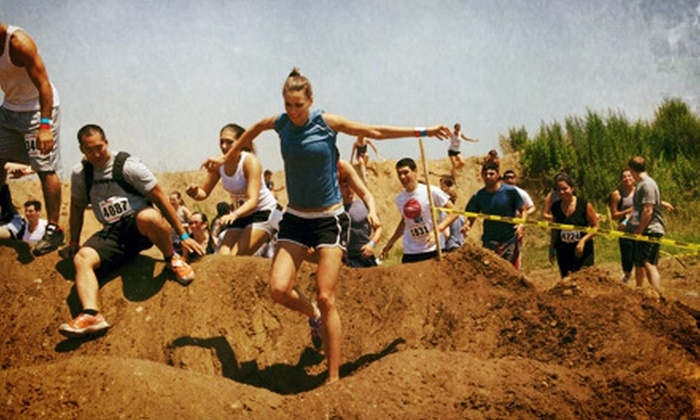 Rogue Runner - Jackson: Entry in 10K Obstacle-Course Race and Post-Race Party for One or Two from Rogue Runner on Saturday, October 20 (Up to 53% Off)