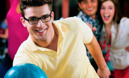 $29 for Two Hours of Bowling Including Shoe Rental for Up to Six at Nationwide Bowling (Up to $80 Value)