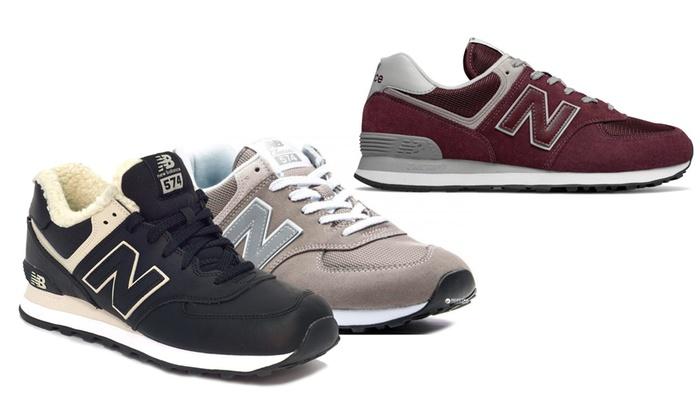 new balance scarpe uomo 574