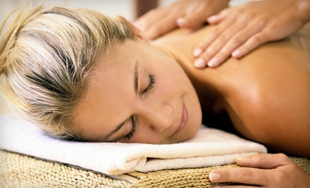 30- or 60-Minute Massage with a Detox Package at Spice Wellness Calgary (Up to 84% Off)
