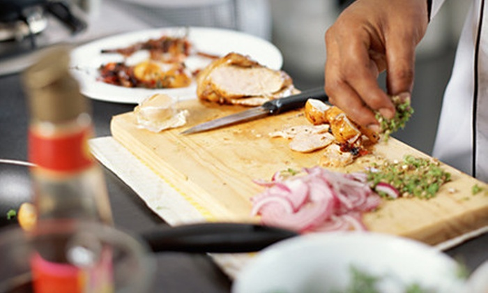 Chef Serge - Southside: Cooking Class for One or Two Children or Adults from Chef Serge (Up to 59% Off)