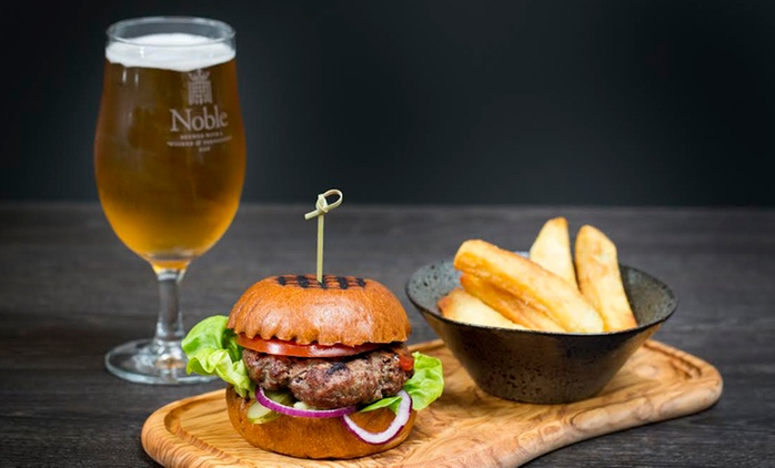 Bar Meal with Beer for Two or Four at the Savannah Bar (Up to 68% Off)