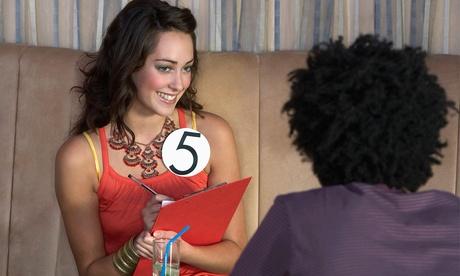 Conoce gente en 16 citas rápidas por 9,90 € con Minutos Dating