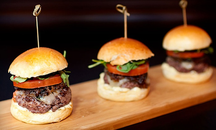 Slide - New York: $15 for $30 Worth of Sliders and American Food at Slide