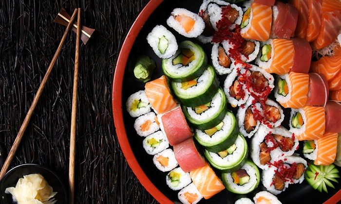 Hashi Fusion Japanese Cuisine - Hashi Fusion Japanese Cuisine: Sushi Making Class at Hashi Fusion Japanese Cuisine