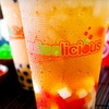 Half Off Bubble Tea and Smoothies at Fruitealicious