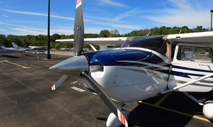 Top Gun Flight Academy: 30- or 60-Minute Flight from Top Gun Flight Academy (Up to 47% Off)
