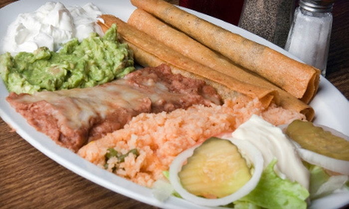 Chilero's Mexican Grill - Mesa: $10 Worth of Mexican Cuisine