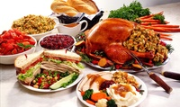 GROUPON: Up to 41% Off Cookie Package or Take-Home Thanksgiving Meal Chef Carla Hall