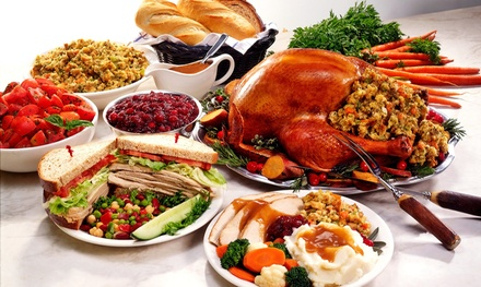 Small or Large Thanksgiving Dinner or Other Foods and Goods at Gerard Farm (Up to 52% Off)