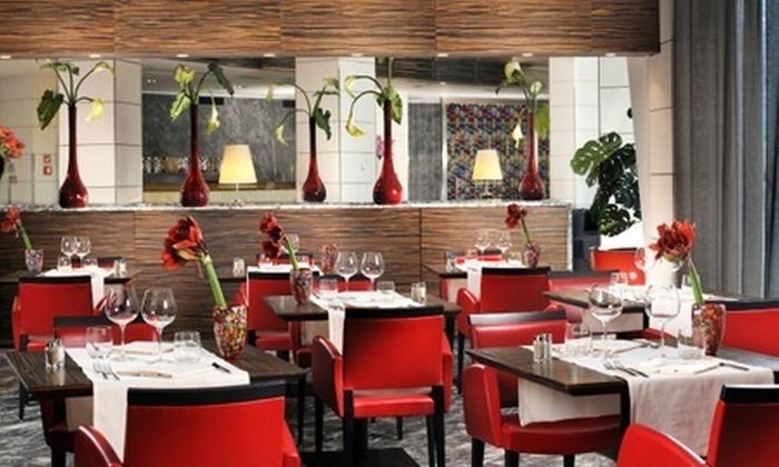 RISTORANTE BACARO ROSSO - Marcon: Menu di carne gourmet in 4 portate con vino da 29 €