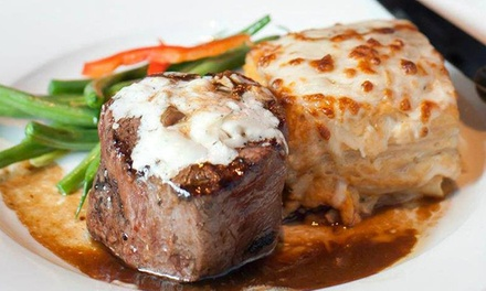 $18 for $30 Worth of Upscale American Dinner at Malabar