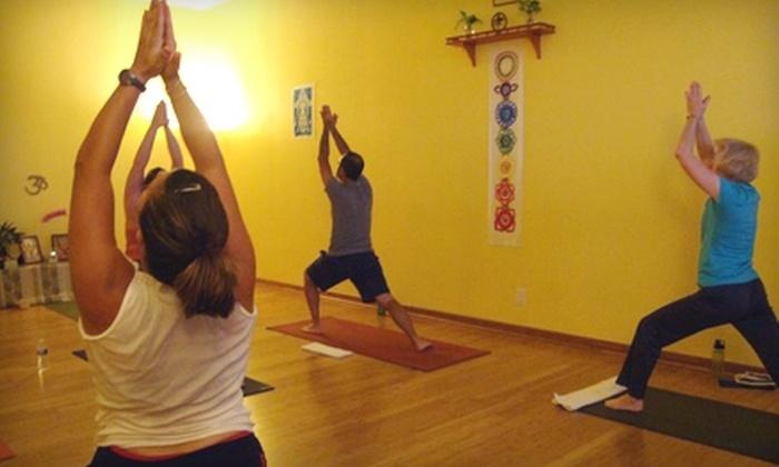 Atma Bodha Yoga Studio - Virginia Beach: 10 Yoga Classes or One Month of Unlimited Yoga Classes at Atma Bodha Yoga Studio (Up to 76% Off)
