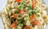 Nonna Mia Cafe & Pizzeria - New Orleans: Dine-In or Carry-Out Sicilian Pizza and Italian Fare at Nonna Mia Cafe & Pizzeria (Up to 42% Off)