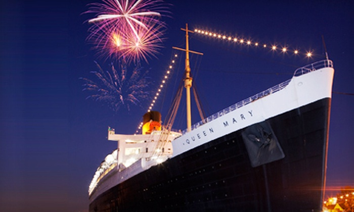 The Queen Mary - Long Beach, CA: $60 for a New Year's Eve Extravaganza on The Queen Mary ($109 Value)