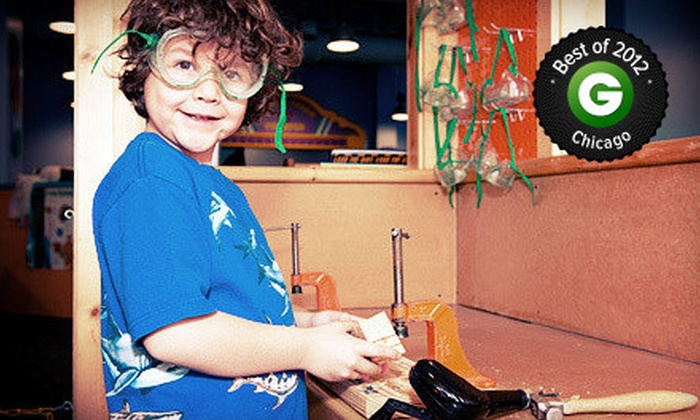 The Children's Museum in Oak Lawn - Oak Lawn: Outing for Two or Four to The Children's Museum in Oak Lawn (Up to Half Off)