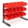 Bench Top Parts Rack (15-Piece)