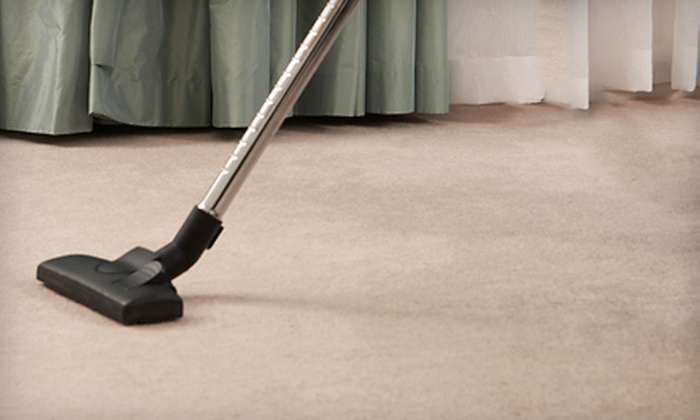 Carpet Kingdom - Phoenix: Carpet Cleaning for Three or Five Rooms or Entire House from Carpet Kingdom (Up to 75% Off)