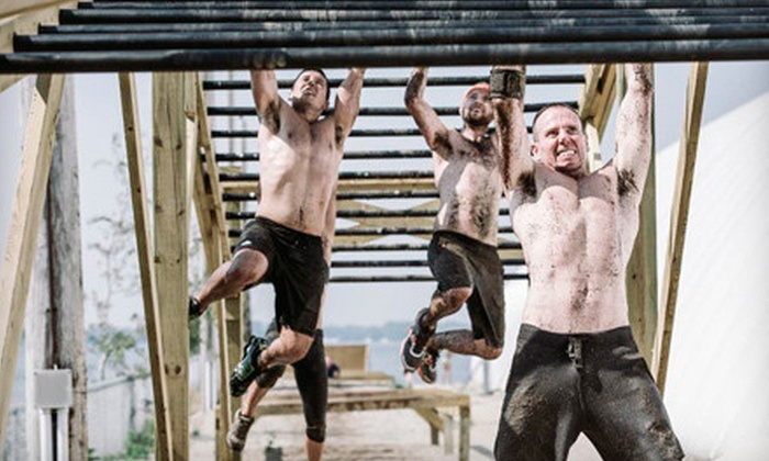 The O Course - Toronto (GTA): $15 for One Obstacle Race Training Entry at the O Course ($30 Value)