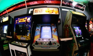 Up to 56% Off Arcade Games at The Quarters at The Quarters, plus 6.0% Cash Back from Ebates.