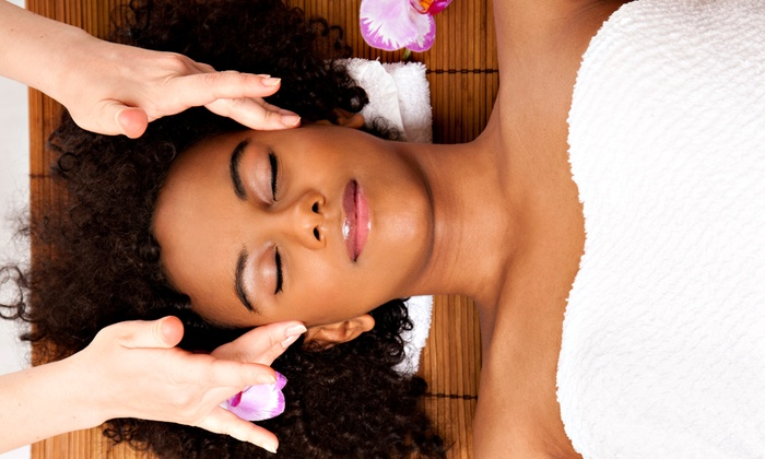 Origins Massage Spa - Inside The Salons By JC : $32 for Face Massage with Hot Towel and Cold Stone Upgrade at Origins Massage Spa ($65 Value)