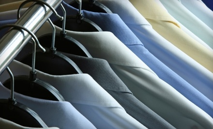 $20 Worth of Dry-Cleaning or Laundry Services - McPherson Cleaners in Lebanon
